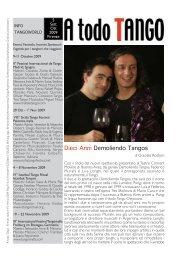 Dieci Anni Demoliendo Tangos - Buenosairestango.it