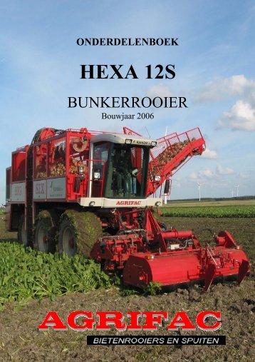 HEXA 12 S - Agrifac