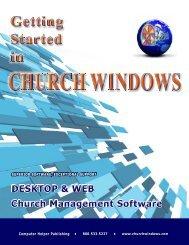 view and print - Church Windows