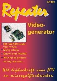 3-3 - Repeater, tijdschrift voor ATV en Microgolftechniek