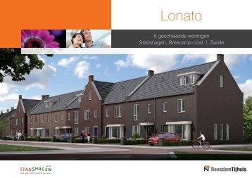 Lonato - Nieuwbouw in Stadshagen