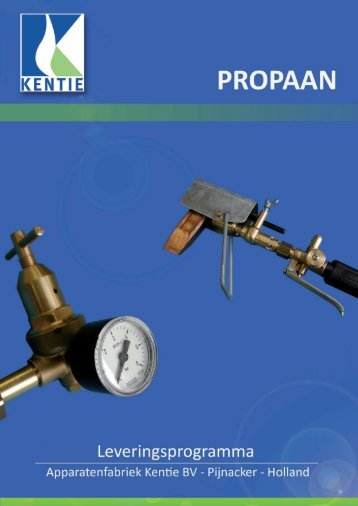 Download propaan catalogus - Kentie