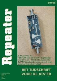 2-3 - Repeater, tijdschrift voor ATV en Microgolftechniek