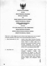 kab. bengkulu tengah - Badan Pemeriksa Keuangan