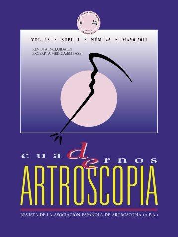 Vol. 18 - Supl. 1 - Núm. 45 - Mayo 2011 - Asociación Española de ...