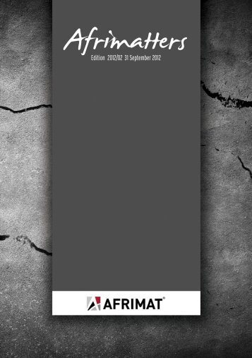Download the full document - Afrimat