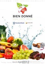 Bien Donné Farm - Agri Promo