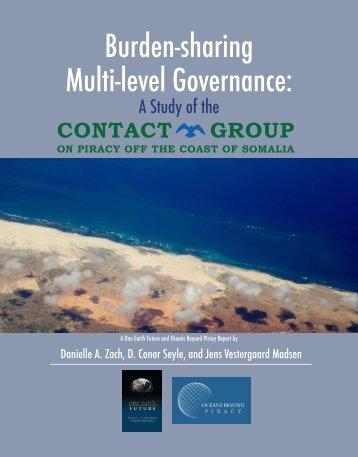 Burden-sharing Multi-level Governance:
