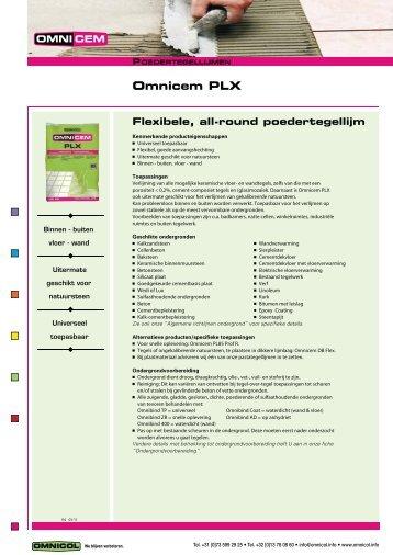 Omnicem PLX - Omnicol