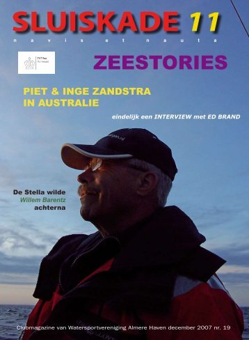 ZEESTORIES - Sluiskade 11