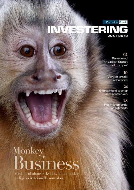 Monkey - Danske Bank