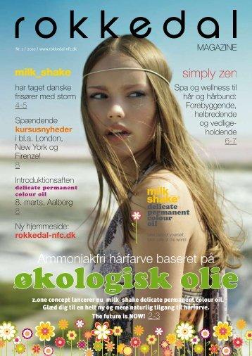 Ammoniakfri hårfarve baseret på - rokkedal