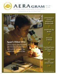 Download - Ancient Egypt Research Associates