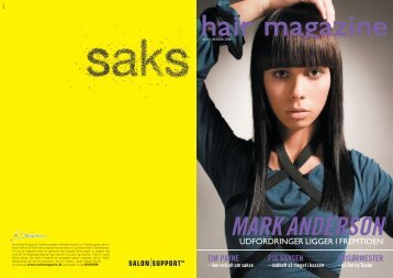 Mark Anderson - Hair Magazine