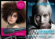 MED VERDEN SOM ARBEJDSPLADS - Hair Magazine