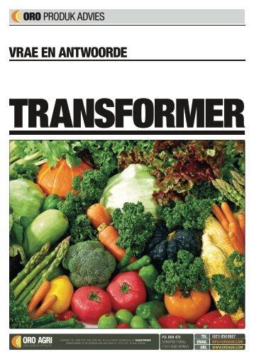 2011.07.08 - FAQ ... - ORO Agri