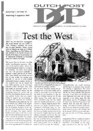 jaargang 2 nummer 32 maandag 9 augustus 1993 - 1(nl/be)