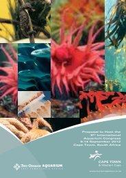 Two Oceans Aquarium 2012 IAC bid document - International ...