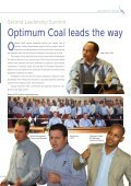 OPTIMUM COLLIERIES INVESTMENT - Optimum Coal - Page 5