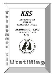 Katalogen 2010 - KGFH.NET