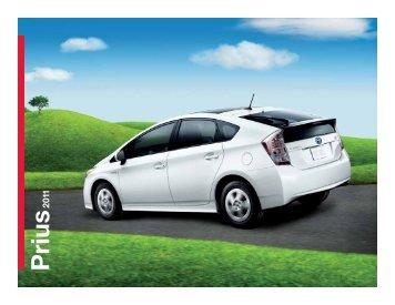 Shkarko katallogun e Toyota Prius
