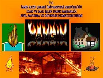 yangın söndürme sistemleri - İdari ve Mali İşler Daire Başkanlığı ...