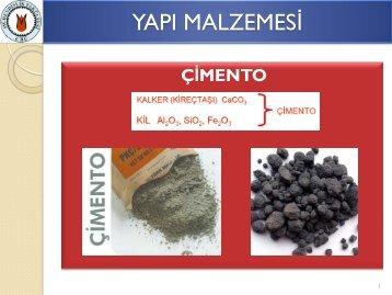 çimento 3
