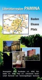 Literaturregion PAMINA Literaturregion PAMINA - Literaturland ...