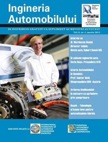 Ingineria Automobilului Societatea - ingineria-automobilului.ro