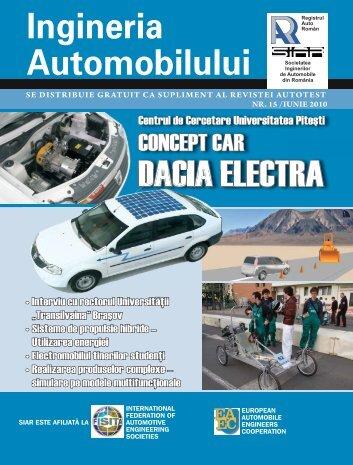 DACIA ELECTRA - ingineria-automobilului.ro