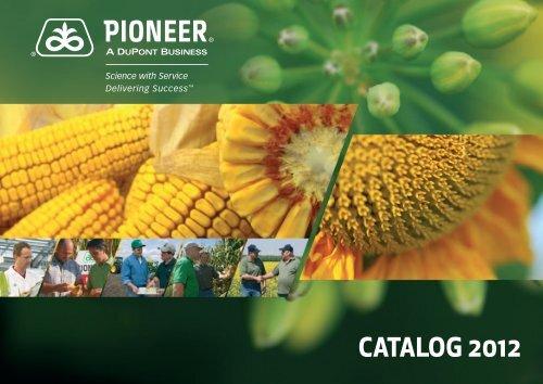de porumb marca Pioneer - DuPont Pioneer Hi-Bred International ...