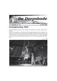 dorpsbode 15 mei 2008 - Digitale Dorpsbode Schiermonnikoog