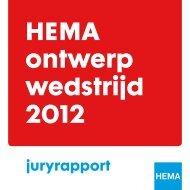 juryrapport - HEMA ontwerpwedstrijd