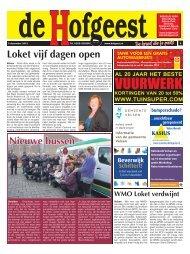 Nieuwe bussen Loket vijf dagen open - de Jutter / de Hofgeest ...