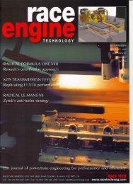Formula 1 brochure