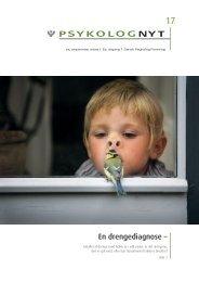 En drengediagnose – - Elbo