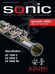 speciale editie - AZUMI Flutes Europe