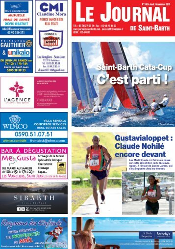 1001 - Journal de Saint Barth