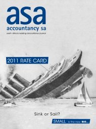 1MB PDF - Accountancy SA