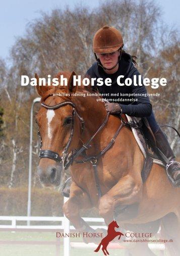 Danish Horse College - Viden Djurs