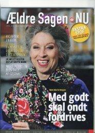 Ældresagen april 2010 - Maternity Worldwide
