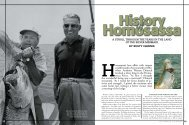 homosassa's love affair with tarpon could be said to ... - Outdoor Travel