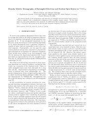 Scherer and Mehring - 2. Physikalisches Institut | Universität Stuttgart