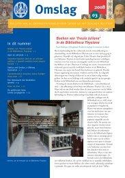 omslag 2008-3 150 dpi.pdf - O - Universiteit Leiden
