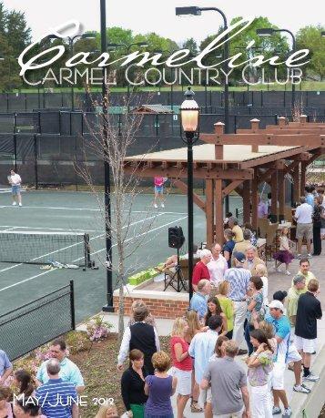 May/June Carmeline 2012 - Carmel Country Club