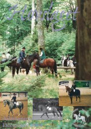 December 2004 - Silkeborg Rideklub