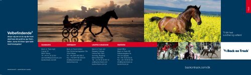 Download brochure hest - BOT-Shop