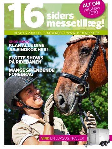 Hesteliv 2010 - Heste-Nettet