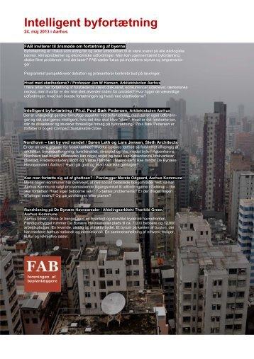 FAB Aarskonference - IDA