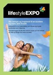 Bliv beriget og inspireret til en sundere og mere aktiv livsstil.